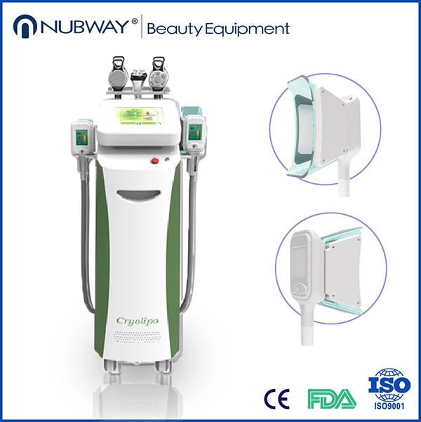 2MHZ RF Frequency Cryolipolysis Slimming Machine Strengthen And Tighten Skin