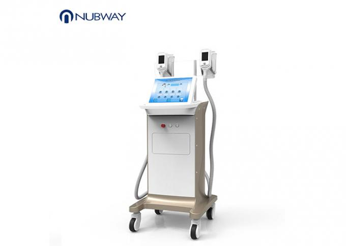 Mobile Cryolipolysis Slimming Machine For Cellulite Reduction OEM/ODM Service