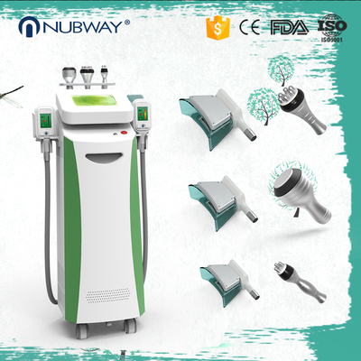 China Multifunction cool tech  Weight Loss Fat Freezing Cryolipolysis  Body slimming machine supplier