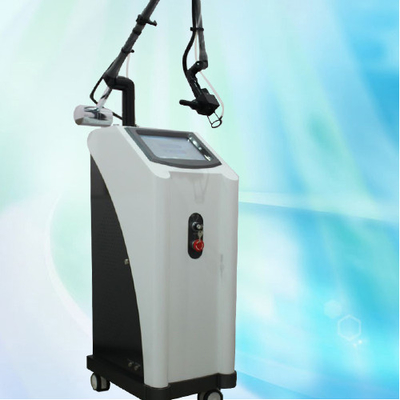 China Safe Fractional Co2 Laser Equipment , 40W Laser Skin Resurfacing Machine supplier