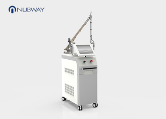 China Painless Q Switched ND YAG Laser Machine Pigmentation Removal Equipment supplier