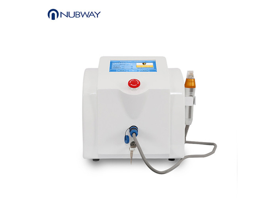 China Portable Microneedle Fractional Rf System , Wrinkle Remover Machine For Face supplier