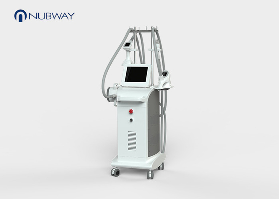 China Vertical Velashape Slimming Machine Fat Freezing Lipolysis Weight Loss System supplier