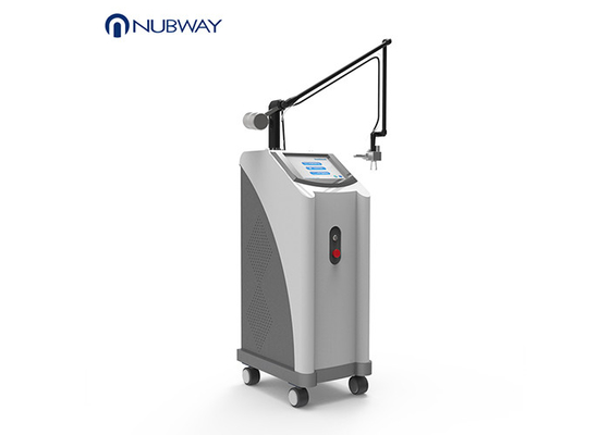 China Hinged Arm Co2 Fractional Laser Machine / Rf Radio Frequency Skin Tightening Machine supplier