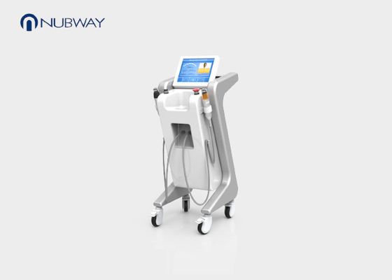 China White Fractional Rf Microneedle Machine , Radio Frequency Beauty Machine supplier