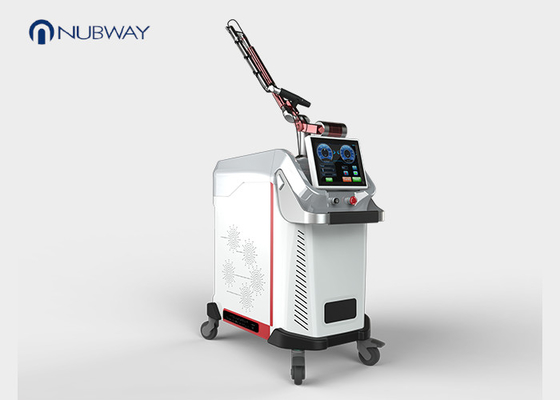 China Commercial Pico Laser Pigmentation Removal Machine 2-10mm Adjustable Spot Size supplier
