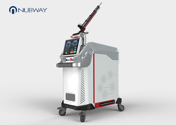 China 755nm 1064nm 532nm Laser Freckle Removal Machine , Tattoo Removal System supplier