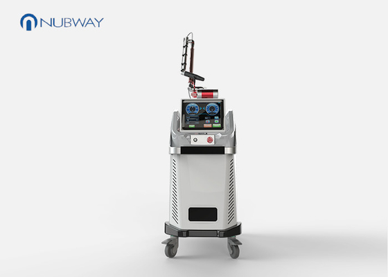 China User Friendly Q Switched Nd Yag Laser Tattoo Removal Machine Short Pulse Output Mode supplier