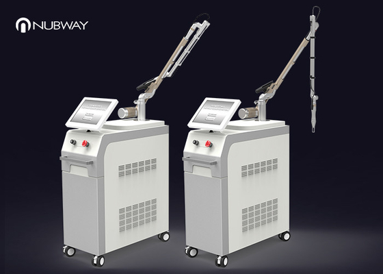 China Professional Q Switched ND YAG Laser Machine 1064nm/532nm Laser Type supplier