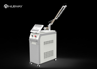 China 1064nm/532nm Q Switched ND YAG Laser Machine For Tattoo Pigments Removal supplier