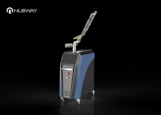China 1~10Hz Picosecond Laser Pigmentation Removal Machine For Tattoos Removal supplier