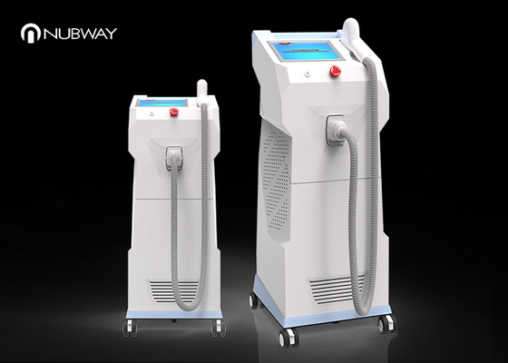 China Semiconductor Module Diode Laser Hair Removal Machine With Skin Rejuvenation Function supplier