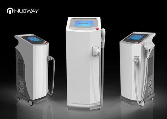 China Medical Grade Diode Laser Hair Removal Machine For Arms / Legs / Back Area supplier