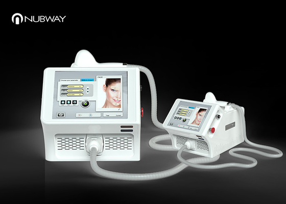 China Portable Diode Laser Hair Removal Machine With Cooling Permanent Type supplier