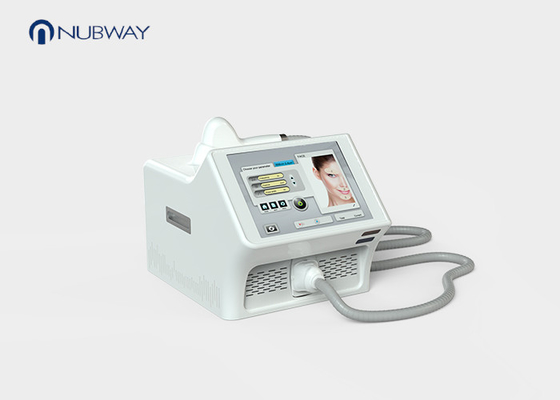 China Completely Safe Personal Laser Hair Removal Equipment Professional 12x20mm Spot Size supplier