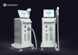 China Salon Permanent Hair Removal Laser Machine , Laser Depilation Machine 2500W supplier