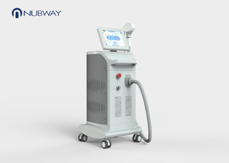 China Strong Power 3 In 1 Diode Laser Hair Removal Machine With 12x20mm Spot Size supplier
