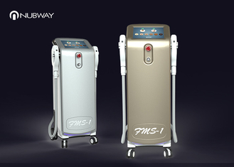 China 1Mhz E Light IPL SHR Hair Removal Machine For Female Touch Control Mode supplier