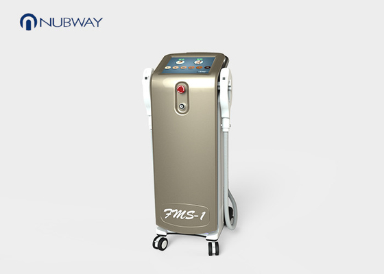 China Mobile Derma Hair Removal Machine , Personal IPL Permanent Hair Removal Machine supplier