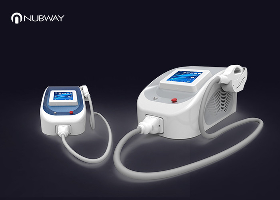 China Portable Skin Rejuvenation Beauty Machine , E Light Laser Hair Removal Machine supplier