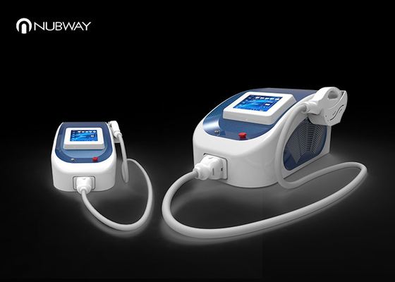 China Permanent E Light IPL SHR Hair Removal Machine Beauty Salon Equipment supplier