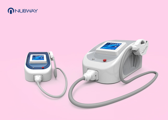 China Most Effective Super IPL OPT SHR Hair Removal Machine With HR SR Handles supplier