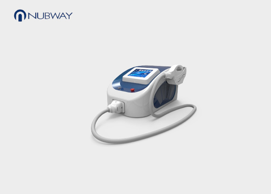 China Skin Rejuvenation IPL SHR Hair Removal Machine With Water / Air /  Semi Conductor Cooling supplier