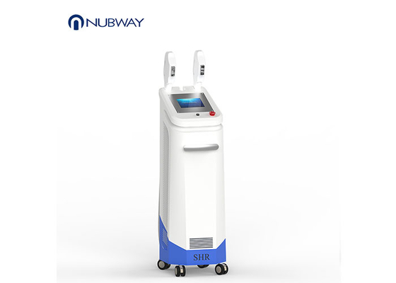 China Freckle And Redness Removal IPL Laser Beauty Machine Water / Air Cooling System supplier