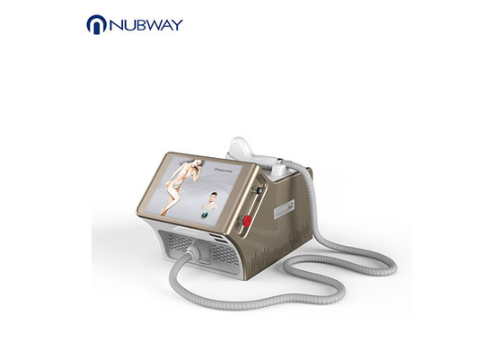 China 1-10HZ Portable IPL Laser Beauty Machine 808nm Diode Laser For Hair Removal supplier