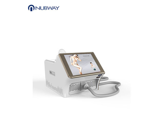 China Compact Design Laser Depilation Machine , Portable Laser Hair Removal Equipment supplier