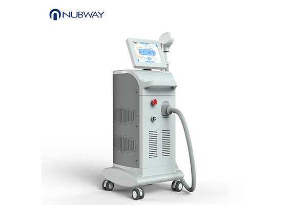 China Touch Control Mode IPL Laser Beauty Machine 808nm Diode Laser Hair Removal System supplier