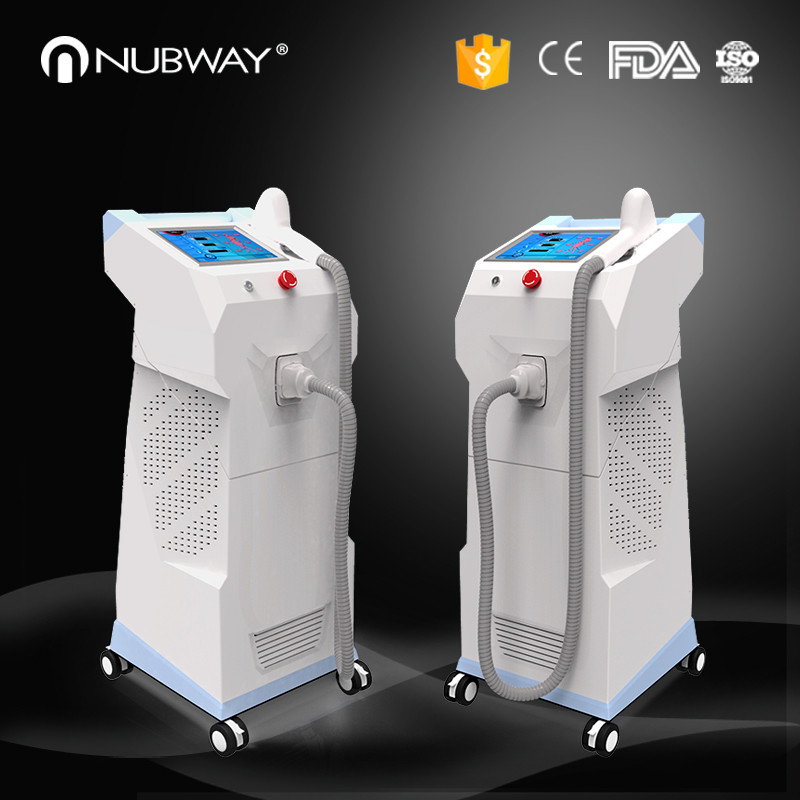 Beauty Equipment Strong Power 808nm Diode Laser Hair Removal Devices 2019 hottest in big sale