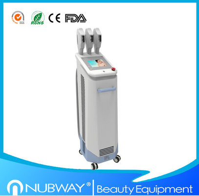 China Big Promotion --1800W power three handles IPL machine for hair removal,skin rejuvenation distributor
