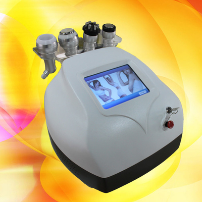 China Hot!!! Latest Cavitation Slimming Machine for Body Contouring / Skin Tightening distributor