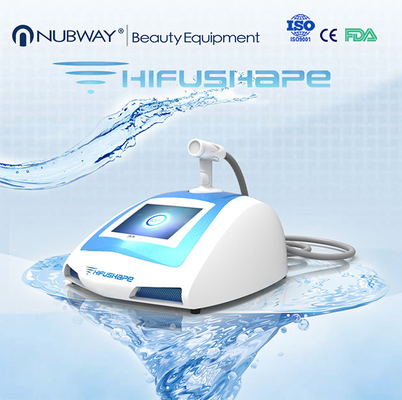 China Weight loss Machine Portable hifu ultrasound system for fat removal machine for sale distributor