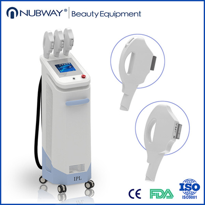 Beauty Equipment 3 handles IPL Hair Removal skin tightening Machine