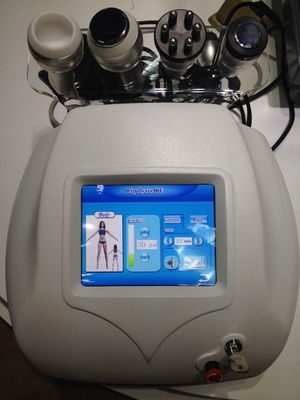 China Professional RF 40Khz Cavitation Slimming Equipment for Body Contouring / Skin Tightening distributor