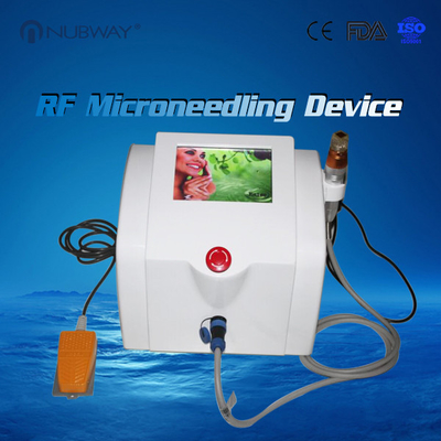China Wrinkle Scars Removal Fractional RF Microneedling Skin Rejuvenation Machine distributor