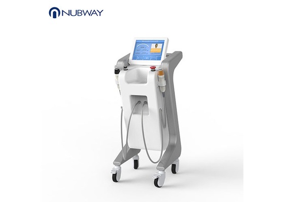 Professional Micro Needling Equipment , Rf Skin Care Machine Vertical Type