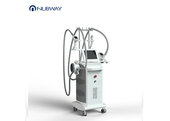 5 In 1 Velashape Slimming Machine , Vacuum Roller Cellulite Reduction Machine