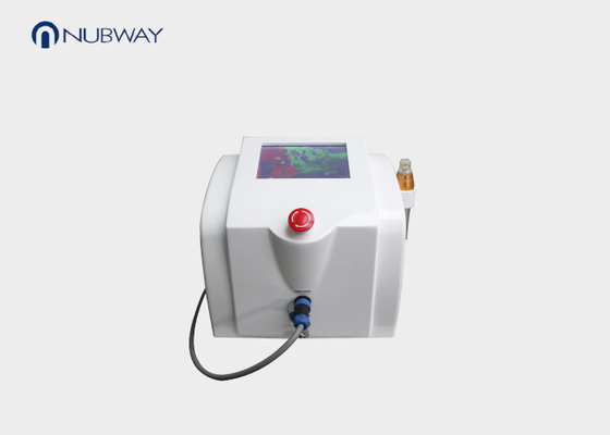 Face Lift Acne Scar Removal Machine , Fractional Needle Therapy System 80W