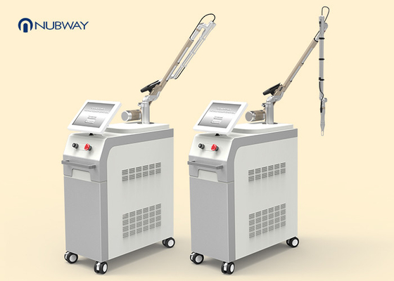 High Energy Q Switched ND YAG Laser Machine With 7 Jointed Arm Delivery System