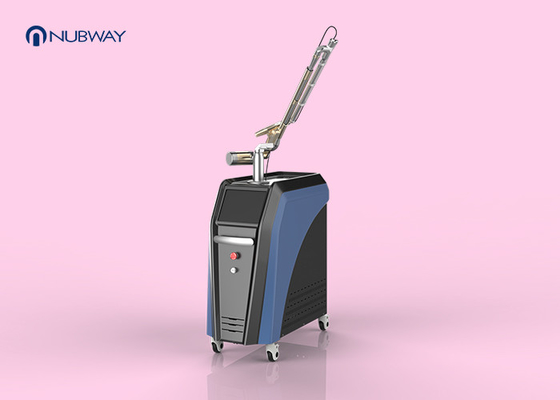 Professional 1064nm/532nm Laser Pigmentation Removal Machine Ultra Short Pulses