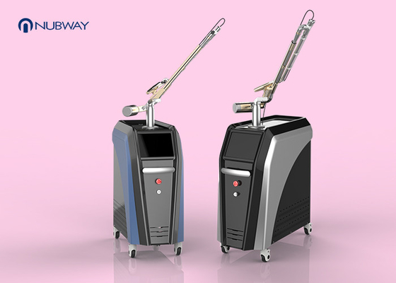 755nm 1064/532nm Laser Pigmentation Removal Machine 2-10mm Adjustable Spot Size