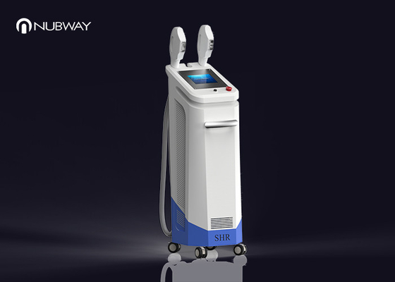 China SHR IPL Laser Hair Removal Beauty Machine / Ipl Beauty Machine Vascular Removal factory