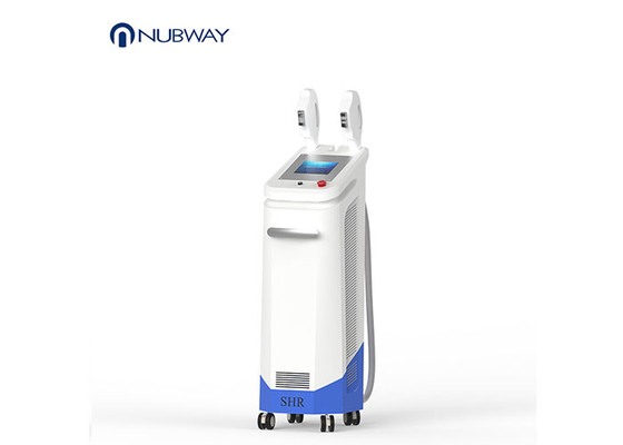 China Safe E Light IPL SHR Hair Removal Machine For Legs / Arms / Buttocks Area factory