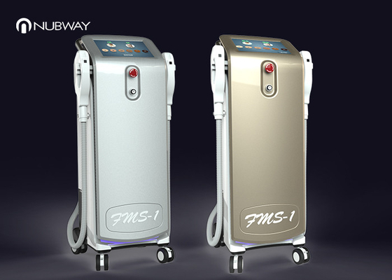 China No Pain Intense Pulsed Light Hair Removal Machine , Ipl Beauty Equipment 1~10Hz factory