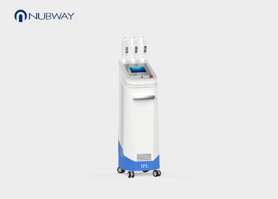 China Painless Ipl Laser Hair Removal Device / Skin Hair Removal Machine With AFT Technology factory