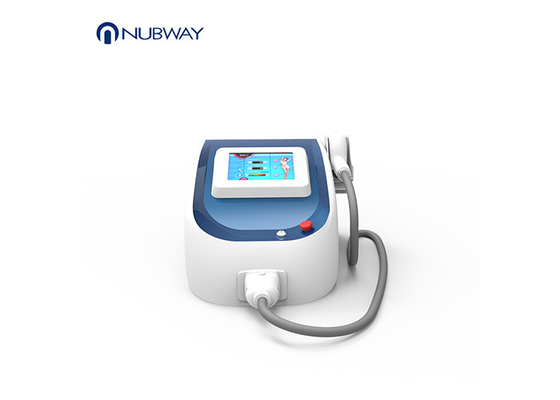 Custom Designed Software  IPL Laser Beauty Machine 808nm Diode Laser Type