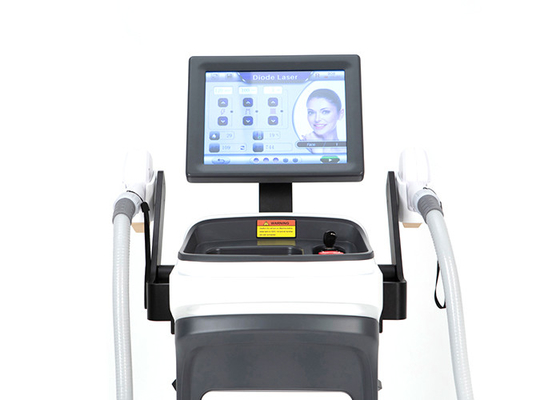 12.4 Inch CE 10HZ Alexandrite Laser Hair Removal Machine